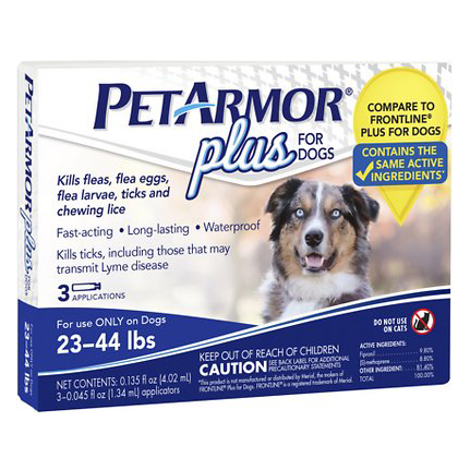 Generic Frontline Plus For Dogs Generic Alternatives