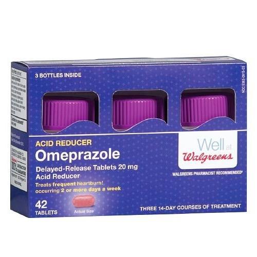 Omeprazole Dosage